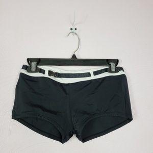 3/$15 Nike Belted Swim Bottoms Size 6